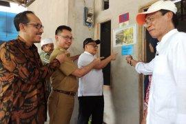 Sebanyak 396 rumah tak layak huni di Pontianak dapat bantuan dari Kementerian PUPR