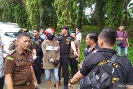 Polisi lakukan rekonstruksi tahap tiga pembunuhan Hakim PN Medan Jamaluddin