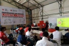 PMI siapkan personel untuk logistik dan posko dalam tanggap darurat bencana