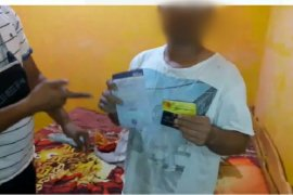 Oknum sipir Lapas Barus ditangkap diduga terlibat penipuan Rp170 juta