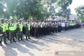 Ratusan personel gabungan dikerahkan amankan kunker Mendes PDTT dan Dubes China