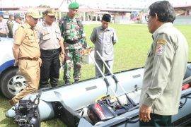 Pemkab Taput siagakan personel 24 jam hadapi bencana