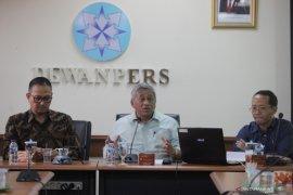 Dewan Pers harap pemerintah beri stimulus ke perusahaan pers