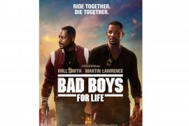 "Film ""Bad Boys for Life"",  laga-komedi duo polisi"