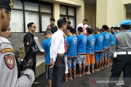Polres Cianjur tangkap 26 pencuri kendaraan bermotor