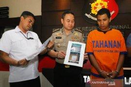 Polisi tangkap pelaku penipuan mencatut nama Presiden Jokowi