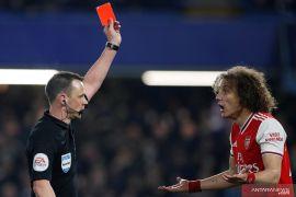 Manajer Arsenal Arteta berharap David Luiz bertahan di Arsenal