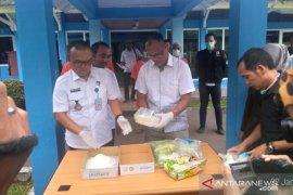 BNNP Jambi musnahkan lima kilogram sabu-sabu