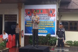 Kapolri sampaikan pesan agar Satpam sinergi dengan TNI-Polri