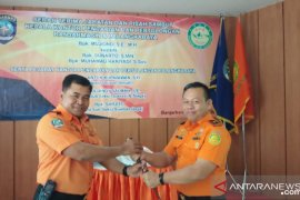Sunarto gantikan Mujiono Kepala Basarnas Banjarmasin