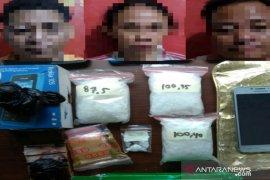 Wanita kendalikan peredaran 295,23 gram sabu-sabu diringkus polisi
