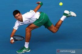 Australia Terbuka: Djokovic dan Serena melaju ke putaran ketiga