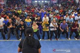Pelatihan guru olahraga Jawa Barat