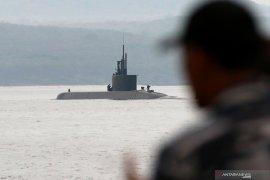Kapal Selam Alugoro berhasil uji kedalam taktis