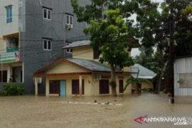 Pemprov Bangka Belitung bentuk posko terpadu untuk tangani banjir