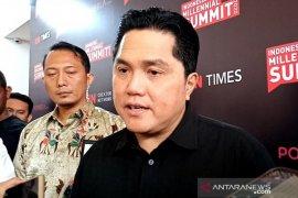 Alasan Erick Thohir tarik Yenny Wahid dan Triawan Munaf ke Garuda