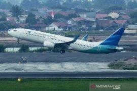Garuda Indonesia semprot cairan khusus cegah virus corona