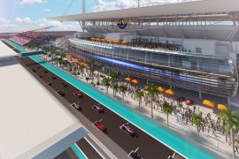 Miami kantongi slot 8 Mei untuk debut balapan F1