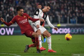 Juve singkirkan Roma ke  semifinal Coppa Italia