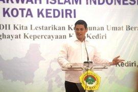 Wali Kota Kediri sebut pesantren ikut berkontribusi bangun IPM