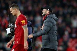 Pelatih Liverpool tegaskan tak ada yang keluar dalam bursa Januari