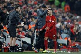 Liga Inggris -  Manajer Liverpool Klopp jelaskan aksi emosional Oxlade-Chamberlain saat lawan MU