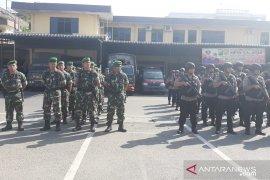 Apel pasukan jelang perayaan Imlek di Kota Medan