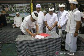 Wagub Bali harapkan Pura Besakih semakin baik pengelolaannya