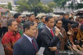 Presiden rapat bahas alutsista di Surabaya