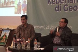 Jamkrindo-Pemkab Sukabumi kampanyekan antisampah plastik di Geopark Ciletuh