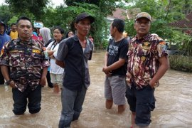 Lima desa sekitar DAS Tanggul Jember rawan banjir