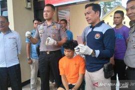 Polisi Jambi tangkap terpidana mati yang kabur dari lapas Sumbar