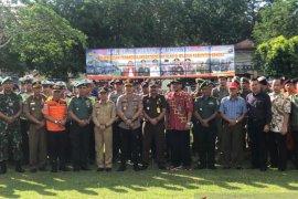 125 personel Polres Bangka disiapkan penanganan bencana alam