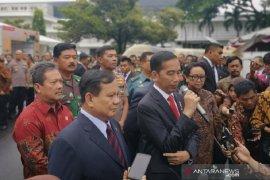 Presiden Jokowi naikkan usia pensiun TNI jadi 58 tahun