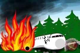 22 tewas, pesawat militer pengangkut taruna AU jatuh di Ukraina
