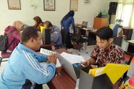 Hari keenam pendaftaran PPK Pandeglang capai 459 orang