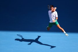 Djokovic ungkap grup WhatsApp ekslusif