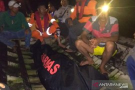 Basarnas Jambi temukan Abu Bakar,  korban tenggelam di Sungai Pengabuan