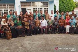 Wabup Muslizar terima kunjungan puluhan Kepala SMA/SMK se-Abdya