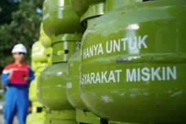Pertamina tambah pasokan elpiji subsidi jelang Imlek di Pontianak-Singkawang