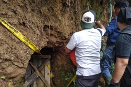 Satgas PETI Banten tutup 10 lokasi tambang emas ilegal di Lebak