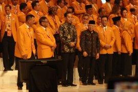 Presiden Jokowi yakin OSO dapat besarkan Hanura