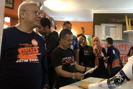 KPU resmikan Rumah Pintar Pemilu Nasional di Kota Batu