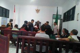 Terpidana korupsi dd-add kembali jalani persidangan di pengadilan Tipikor Ambon