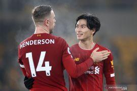 Henderson merasa 'aman' sejak  kembali ke pelatihan Liverpool