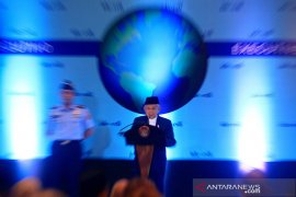 Wapres berharap Forum Eurasia CDI jadi jembatan perdamaian dunia