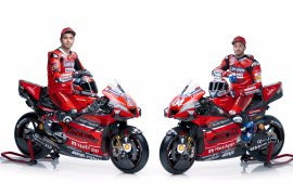 Ducati meluncurkan motor baru untuk musim MotoGP 2020