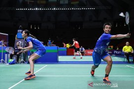 Ini jadwal tiga wakil Indonesia di perempat final Thailand Open