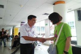 """Manajemen KAI Sumut gelar program """"Sapa Pelanggan Kereta Api"""""""