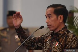Presiden: Penundaan penerbangan langsung dari China mulai Rabu pekan ini